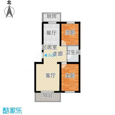 繁兴花苑C5户型