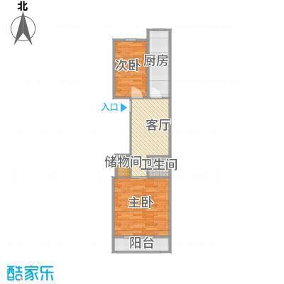23号楼两室一厅