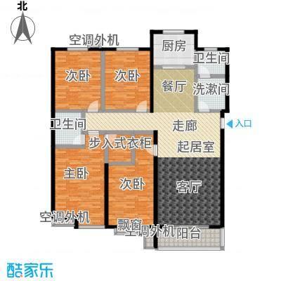 君晓家园170.53㎡面积17053m户型