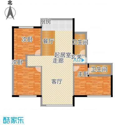 油脂公司宿舍128.00㎡面积12800m户型