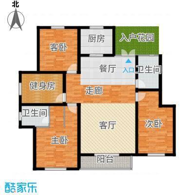 开元豪庭177.18㎡楼王22面积17718m户型