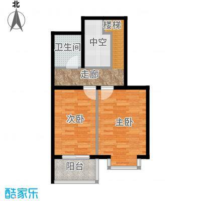 藏龙福地113.21㎡8#G1两面积11321m户型