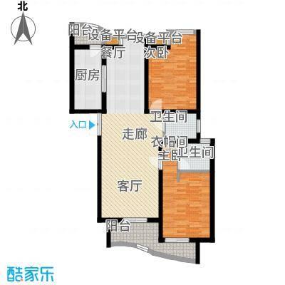 星河御城2#3#楼A1户型