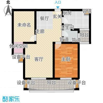 华林国际C2阳光倾城户型