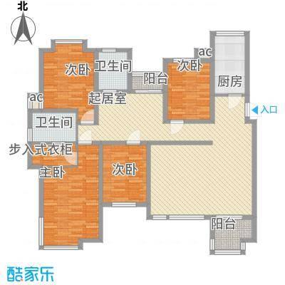 国大全城157.22㎡11、12号楼3层(面积15722m户型