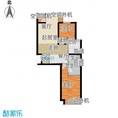 中基礼域103.46㎡22#楼-面积10346m户型
