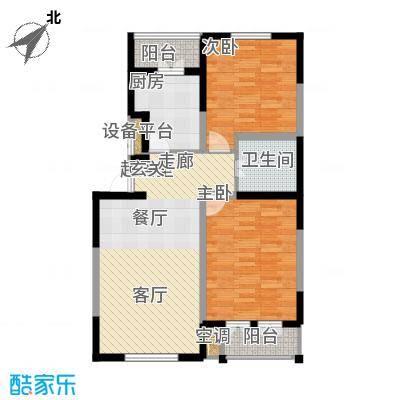 唐冶凤凰城101#楼B1户型
