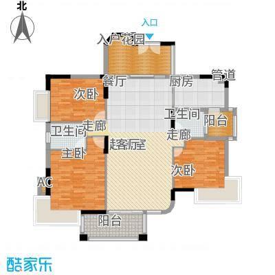 中核缇香名苑中核・缇香名苑13户型
