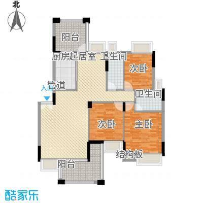中核缇香名苑中核・缇香名苑3户型