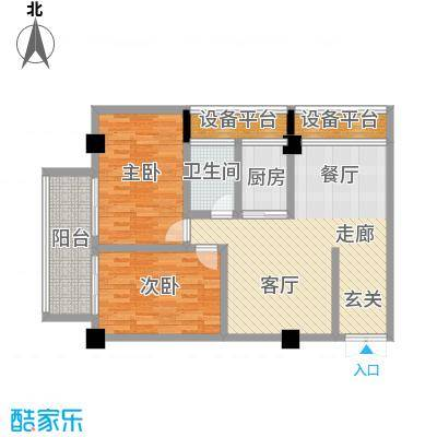 MINI空间mini空间D户型