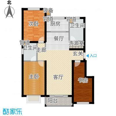 金城新天地12#楼M5户型