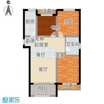 广厦财富中心3#C1'户型