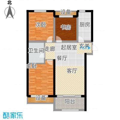 广厦财富中心3#C1户型