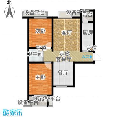 富源城108.07㎡1-A41面积10807m户型