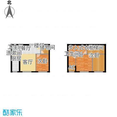 中央悦城B2户型