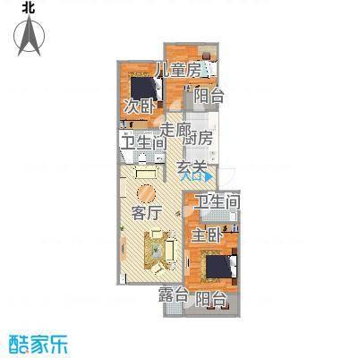 131-3室