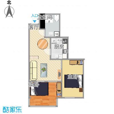 1室1厅的V3