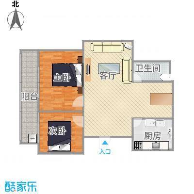 浦沅小区的户型图4.19