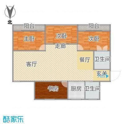 源泉新村的户型图