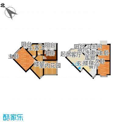 华田清水湾144.00㎡面积14400m户型