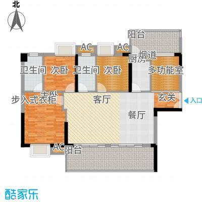 荣爵馆103.21㎡10栋5-15奇数层1单面积10321m户型