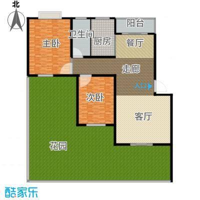 犬眠岭私人房420.00㎡面积42000m户型