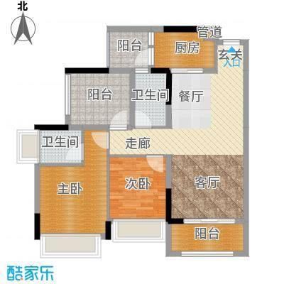 东江豪门别墅户型