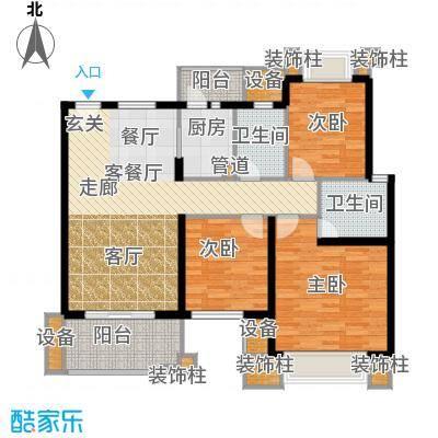 隆兴商业街住宅户型