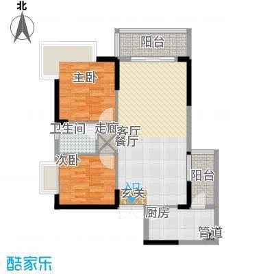 京仕柏豪庭公寓东莞户型