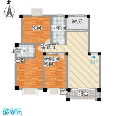 农委宿舍(东城)175.00㎡农委宿舍面积17500m户型