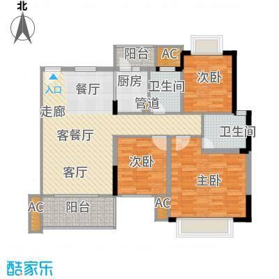 建筑设计院小区户型