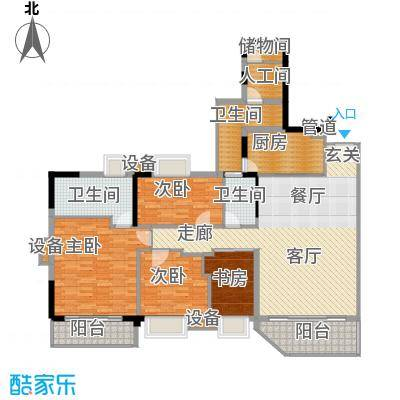 东裕广场东莞户型