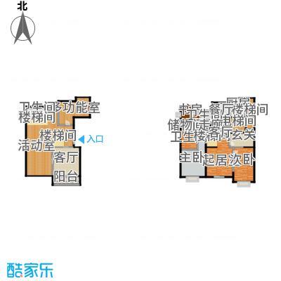绿城・玉兰花园・臻园240.56㎡预售Y18户型10室