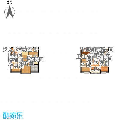 绿城・玉兰花园・臻园236.20㎡预售Y3户型10室