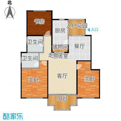 尚东国际名园--32套户型3室2卫1厨