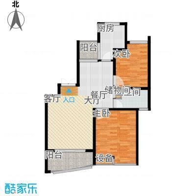 绿地东上海80.00㎡--84套户型10室