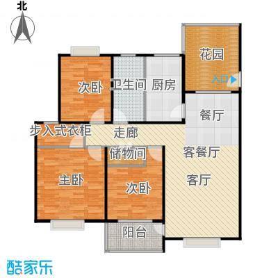华亭荣园一期110.00㎡三房二厅一卫-110-120平米-39套户型