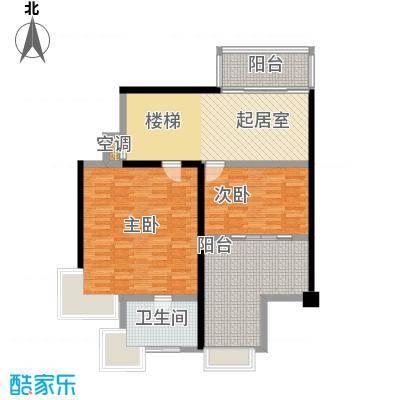 绿中海明苑200.00㎡二层-复式-215平方米-20套户型
