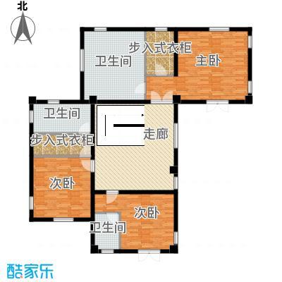 御品园林144.43㎡C2-S-B-PLAN-二层户型10室