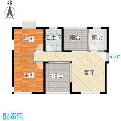 上海顺寓国际社区--36套户型2室1厅1卫1厨