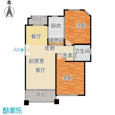 尚东国际名园--10套户型2室1卫1厨