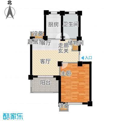 惠南小城户型图集户型