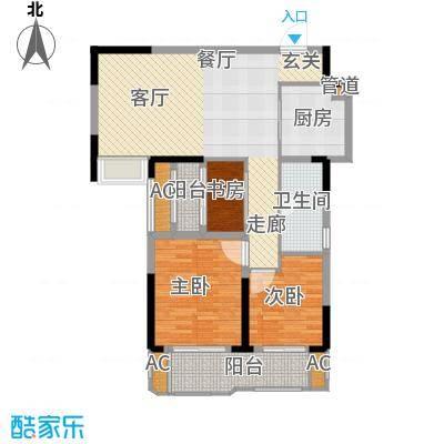 联投国际城1104黄冈单张-04户型
