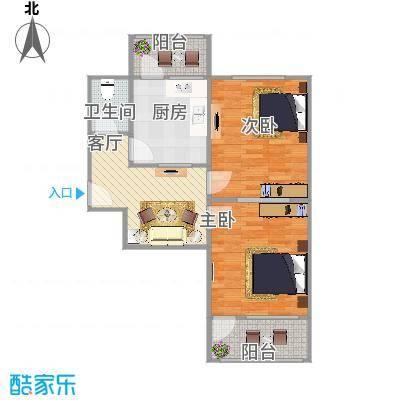 邮电新村两室