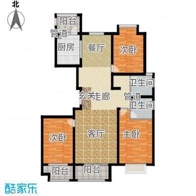 东海香港城160.49㎡东海・香港城A-2户型