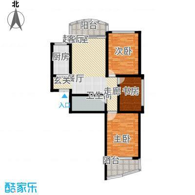 华新家园103.00㎡A2/A3/A7-1户型