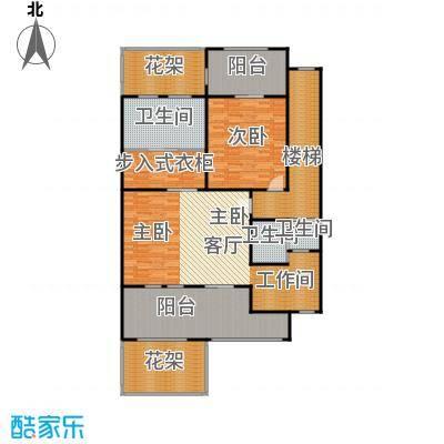 莫奈的花园150.00㎡青浦房地(2009)预字0282号-二层-复式-150-200平方米-4套户型