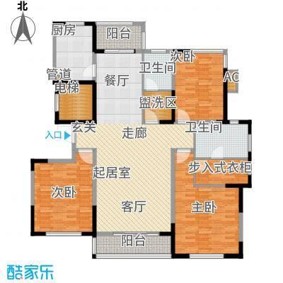 锦尚天华C2户型