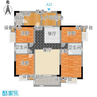 华侨城9户型