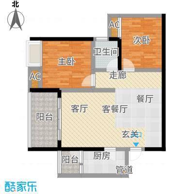 武陵山国际商贸城A5户型